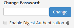 reset a cPanel password in WHM